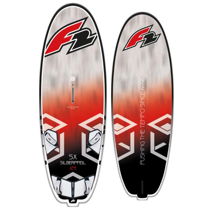 planche slalom F2 SX