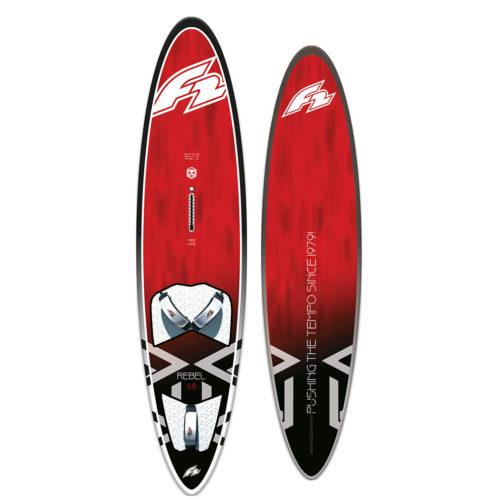 planche windsurf freestyle wave F2 rebel