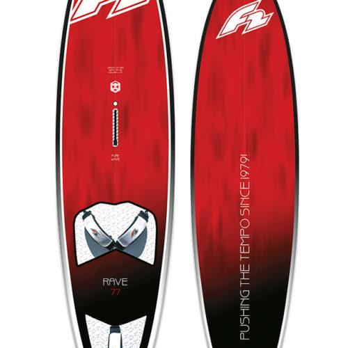 planche windsurf vague F2 Rave